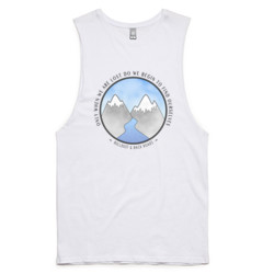 Get Lost Mens Muscle Tank