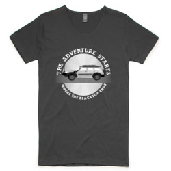 Adventure Patrol Mens T-Shirt (Dark Colours)