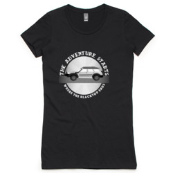 Adventure Patrol Ladies T-Shirt (Dark)